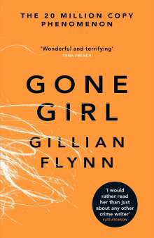 Gillian Flynn: Gone Girl, Buch