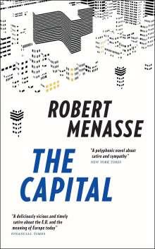 Robert Menasse: The Capital, Buch