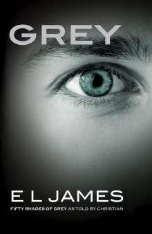 E. L. James: Grey, Buch