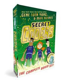 Gene Luen Yang: Secret Coders, Buch