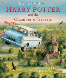 Joanne K. Rowling: Harry Potter 2 and the Chamber of Secrets, Buch