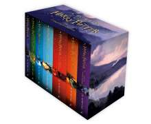 Joanne K. Rowling: Harry Potter: The Complete Collection, Buch