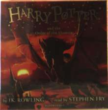 Joanne K. Rowling: Harry Potter and the Order of the Phoenix, CD