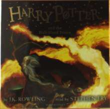 Joanne K. Rowling: Harry Potter and the Half-Blood Prince, CD