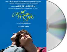 André Aciman: Call Me by Your Name, CD