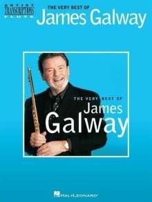 The Very Best of James Galway, Noten