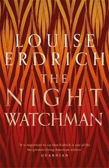 Louise Erdrich: The Night Watchman, Buch