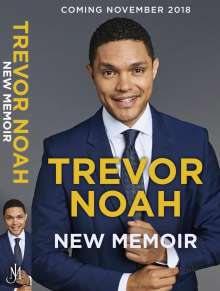 Trevor Noah: New Memoir, Buch