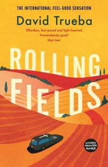 David Trueba: Rolling Fields, Buch