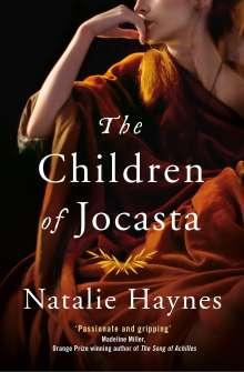 Natalie Haynes: The Children of Jocasta, Buch