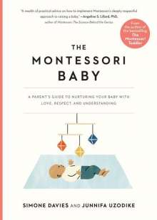 Simone Davies: Montessori Baby, Buch