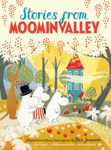 Alex Haridi: Stories from Moominvalley, Buch