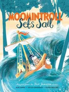 Tove Jansson: Moomintroll Sets Sail, Buch