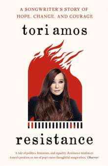 Tori Amos: Resistance, Buch