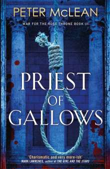 Peter McLean: Priest of Gallows, Buch