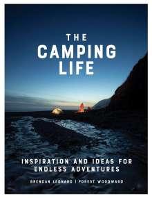 Brendan Leonard: The Camping Life, Buch
