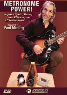 Paul Mehling: Metronome Power! - Improve Speed, Timing And Efficiency On All Instruments, Noten