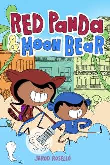 Jarod Rosello: Red Panda & Moon Bear, Buch