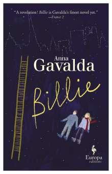 Anna Gavalda: Billie, Buch