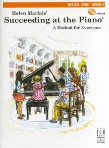 Helen Marlais: Succeeding At The Piano - Grade 4 Recital Book, Noten