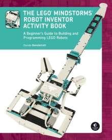 Daniele Benedettelli: The LEGO MINDSTORMS Robot Inventor Activity Book, Buch