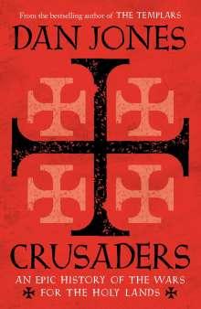 Dan Jones: Crusaders, Buch