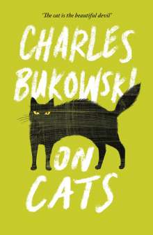 Charles Bukowski: On Cats, Buch