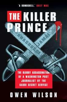 Owen Wilson: The Killer Prince, Buch