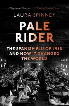 Laura Spinney: Pale Rider, Buch
