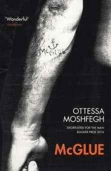 Ottessa Moshfegh: McGlue, Buch