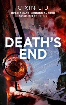 Cixin Liu: The Three-Body Problem 3. Death's End, Buch