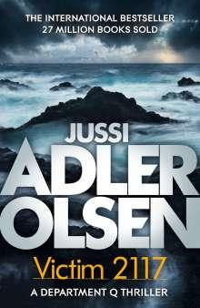 Jussi Adler-Olsen: Victim 2117, Buch