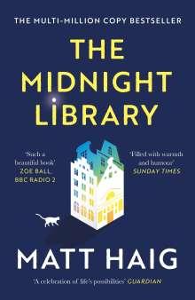 Matt Haig: The Midnight Library, Buch
