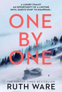 Ruth Ware: One by One, Buch