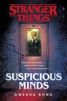Gwenda Bond: Stranger Things: Suspicious Minds, Buch