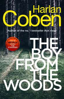 Harlan Coben: The Boy from the Woods, Buch