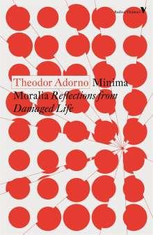 Theodor Adorno: Minima Moralia, Buch