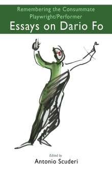 Essays on Dario Fo, Buch