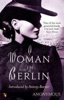 Anonymous: A Woman in Berlin, Buch