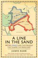 James Barr: A Line in the Sand, Buch