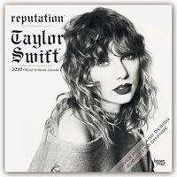 Inc Browntrout Publishers: Taylor Swift 2020 Square Wall Calendar, Diverse