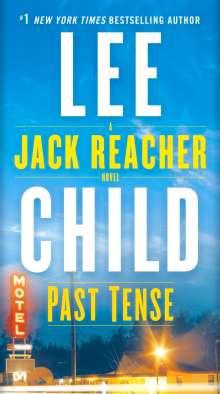 Lee Child: Past Tense, Buch