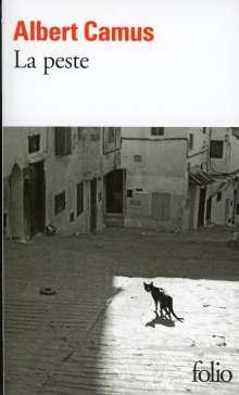 Albert Camus: La peste, Buch