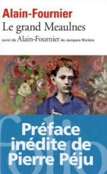 Alain-Fournier: Le grand Meaulnes, Buch