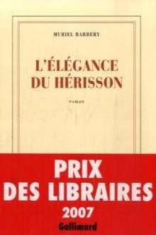 Muriel Barbery: L'élégance du hérisson, Buch