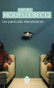 Michel Houellebecq: Les Particules elementaires, Buch