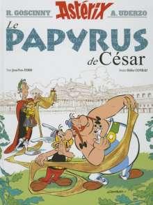 René Goscinny: Asterix 36. Le Papyrus de César, Buch