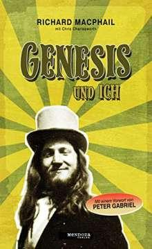 Richard Macphail: GENESIS und ich, Buch