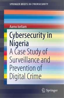 Aamo Iorliam: Cybersecurity in Nigeria, Buch
