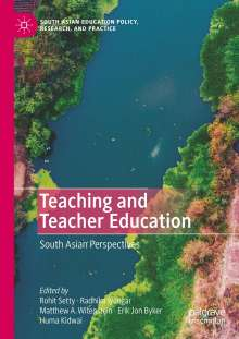 Teaching and Teacher Education, Buch